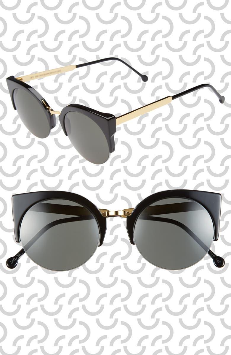SUPER BY RETROSUPERFUTURE<SUP>®</SUP> 52mm 'Lucia' Sunglasses, Main, color, 710