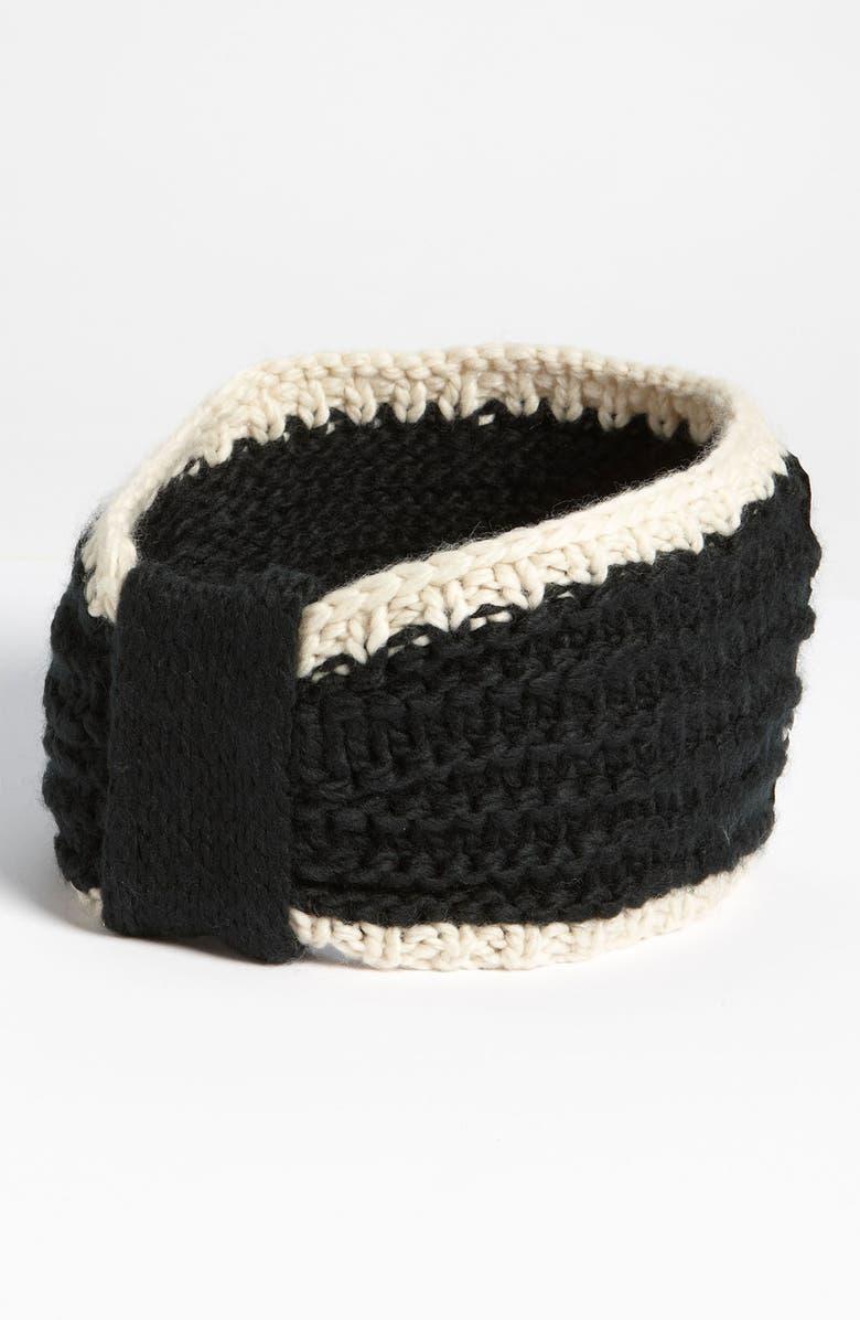 HINGE <sup>®</sup> Knit Head Wrap, Main, color, 001