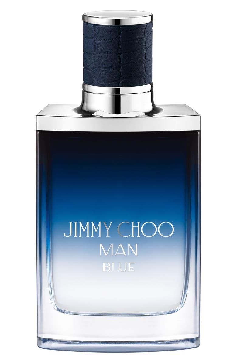 JIMMY CHOO Man Blue Eau de Toilette, Main, color, NO COLOR