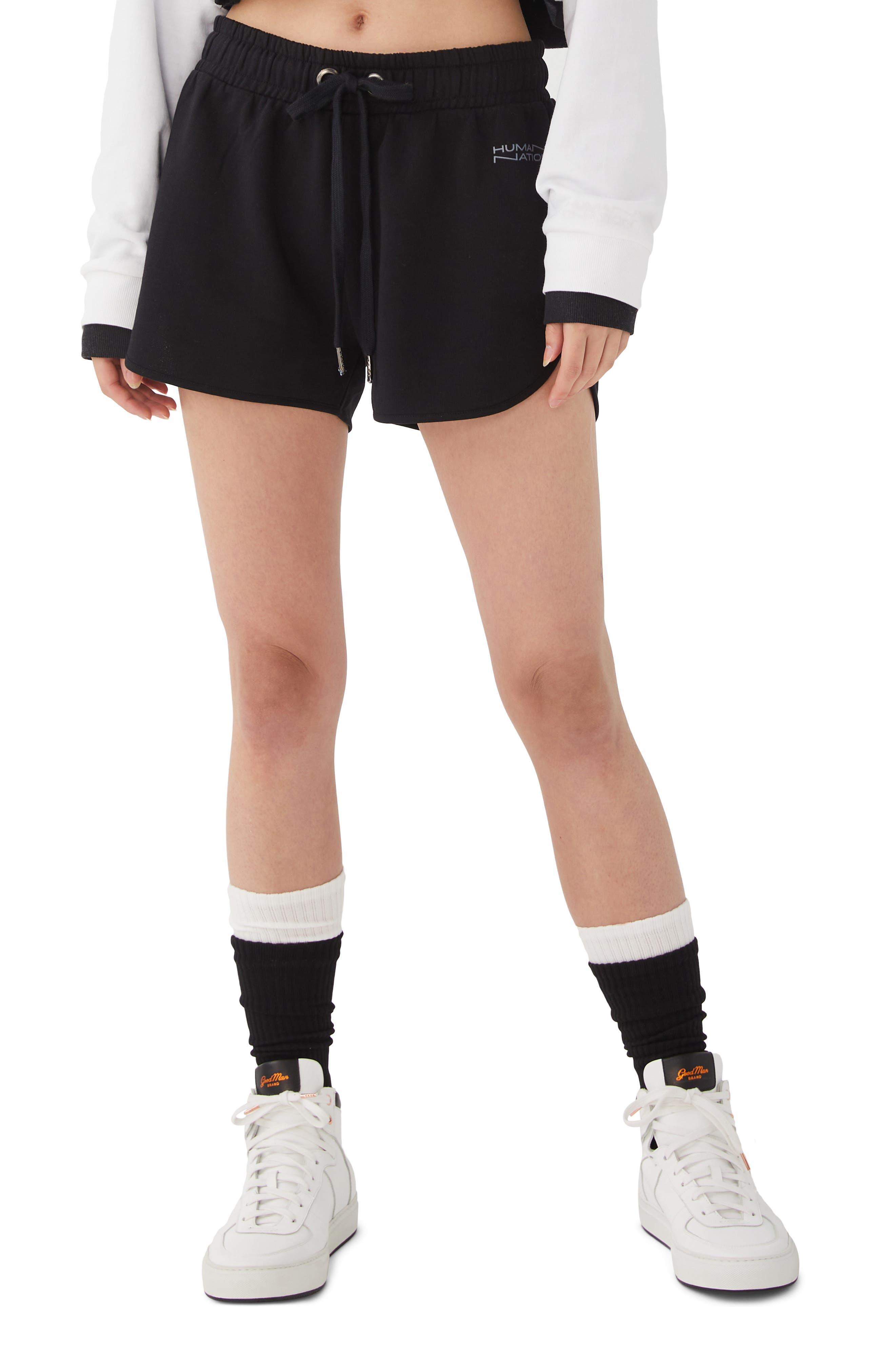 Gender Inclusive Organic Cotton Blend Shorts