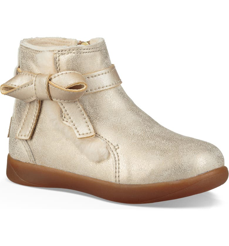 UGG Libbie Metallic Boot Walker Toddler