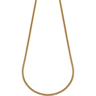 Loren Stewart Birthday Suit Chain Necklace