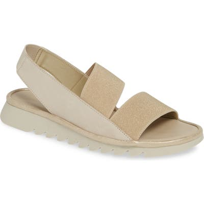 The Flexx New Wave Slingback Sandal, Ivory