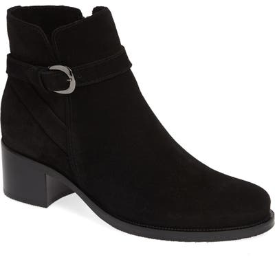 La Canadienne Pru Waterproof Bootie- Black