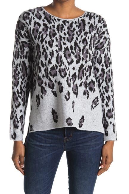 Image of Workshop Leopard Print Sweater