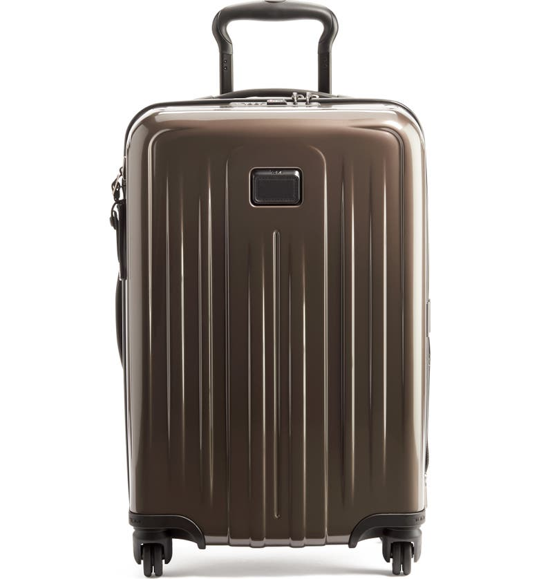 TUMI V4 Collection 22-Inch International Expandable Spinner Carry-On, Main, color, MINK
