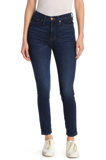 Image of Madewell High Rise Skinny Jeans