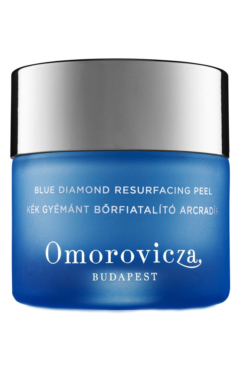 OMOROVICZA Blue Diamond Resurfacing Peel, Main, color, NO COLOR