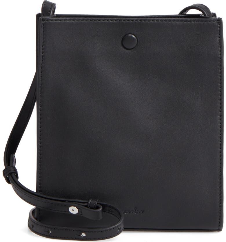9afa86a33451f Steven Alan Camden Leather Crossbody Bag   Nordstrom