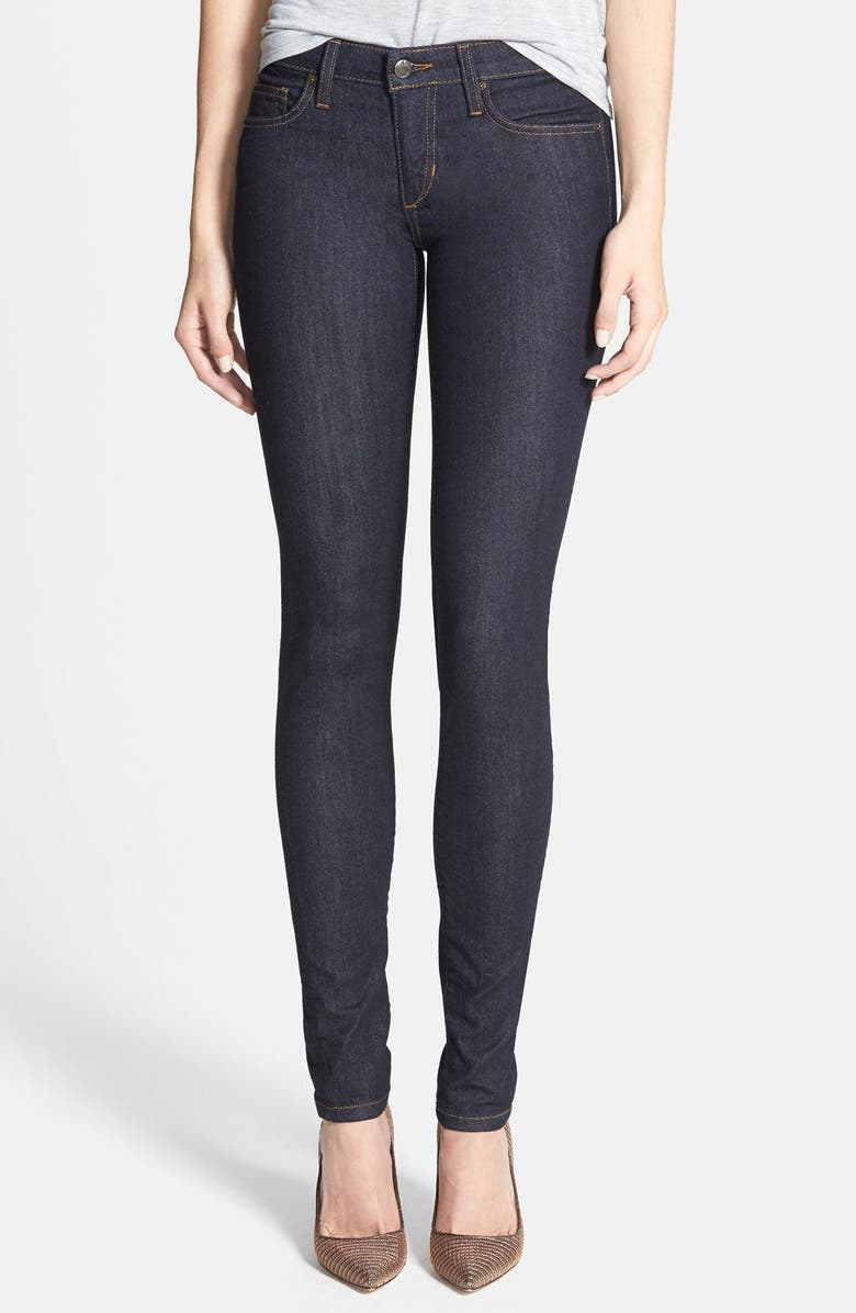 JOE'S Mid Rise Skinny Jeans, Main, color, 440