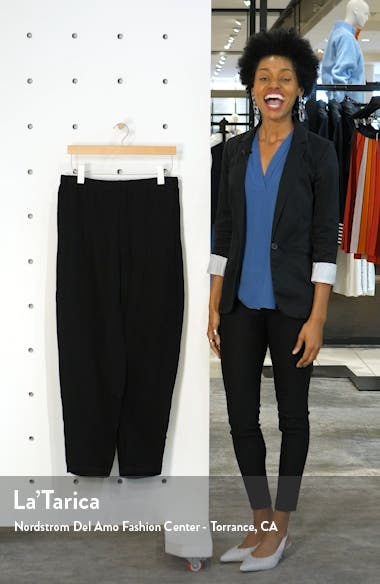 Tapered Organic Cotton Pants, sales video thumbnail