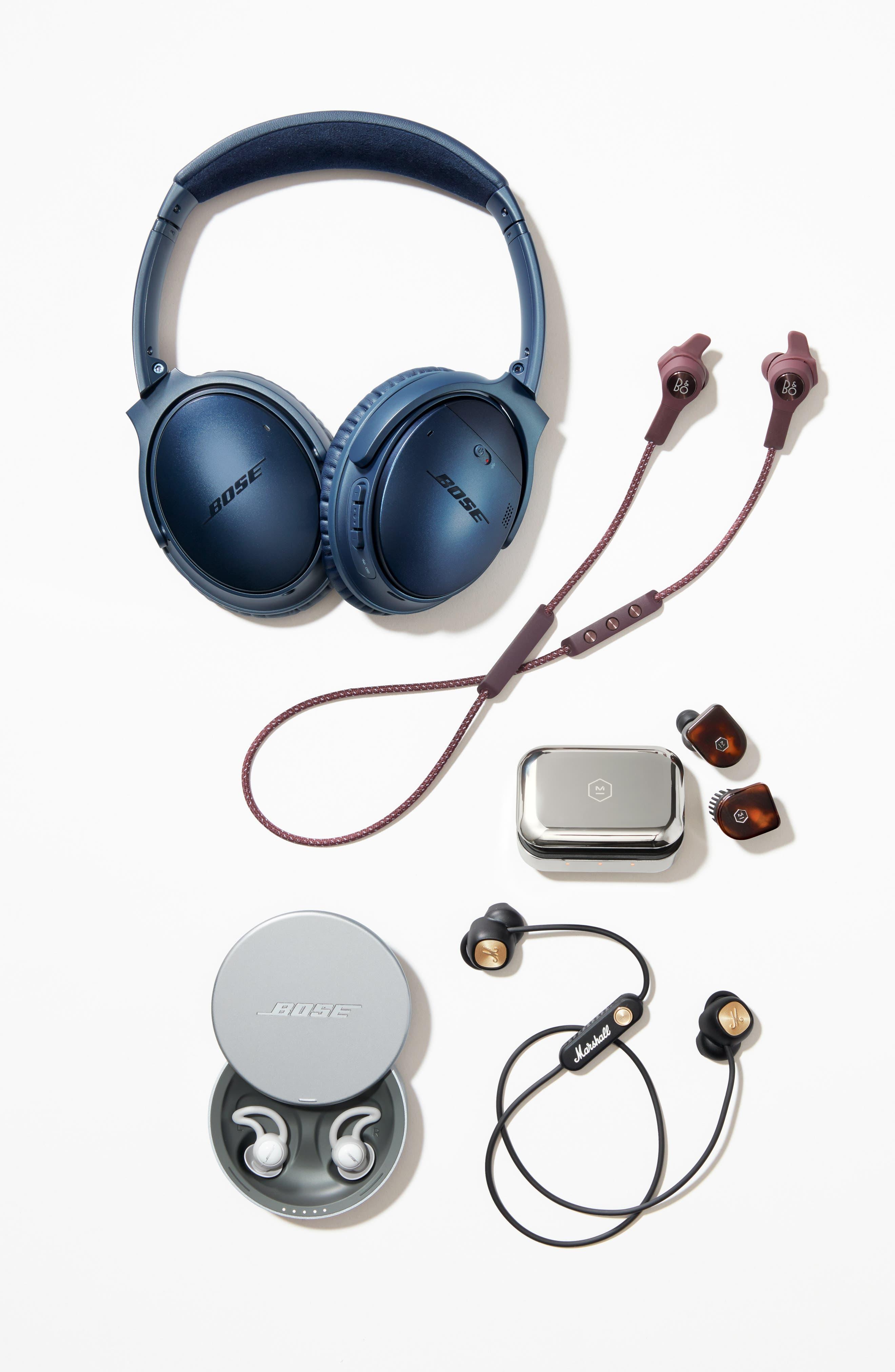 ,                             MW07 True Wireless Headphones,                             Alternate thumbnail 8, color,                             PIANO BLACK