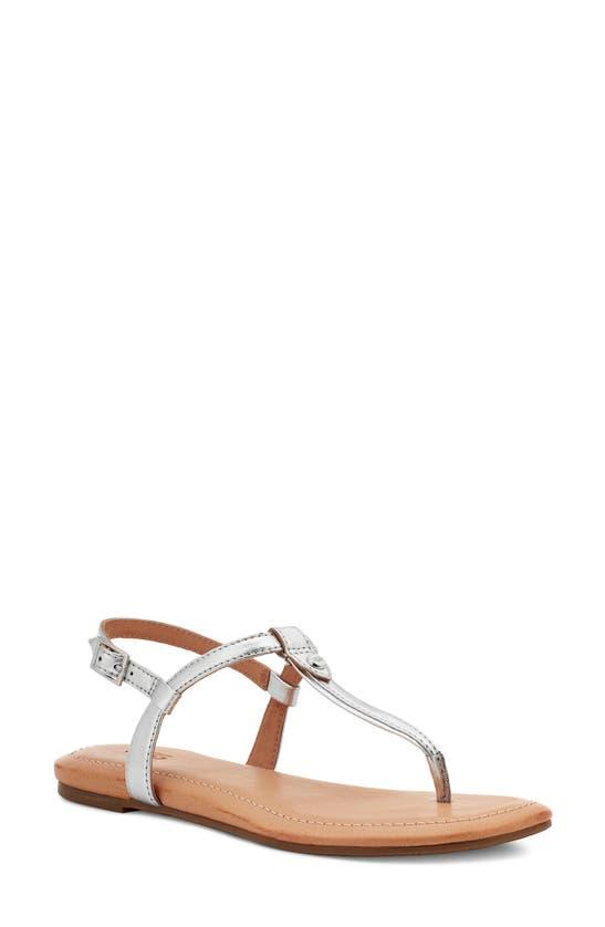 UGG Sandals UGG MADEENA T-STRAP SANDAL