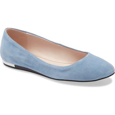 Calvin Klein Kosi Skimmer Flat- Blue