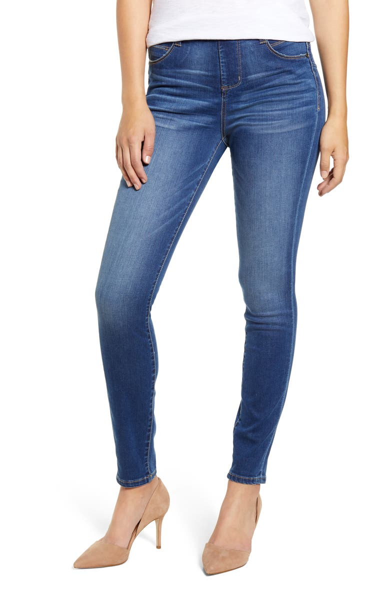 JAG JEANS Bryn Pull-On Skinny Jeans, Main, color, 420