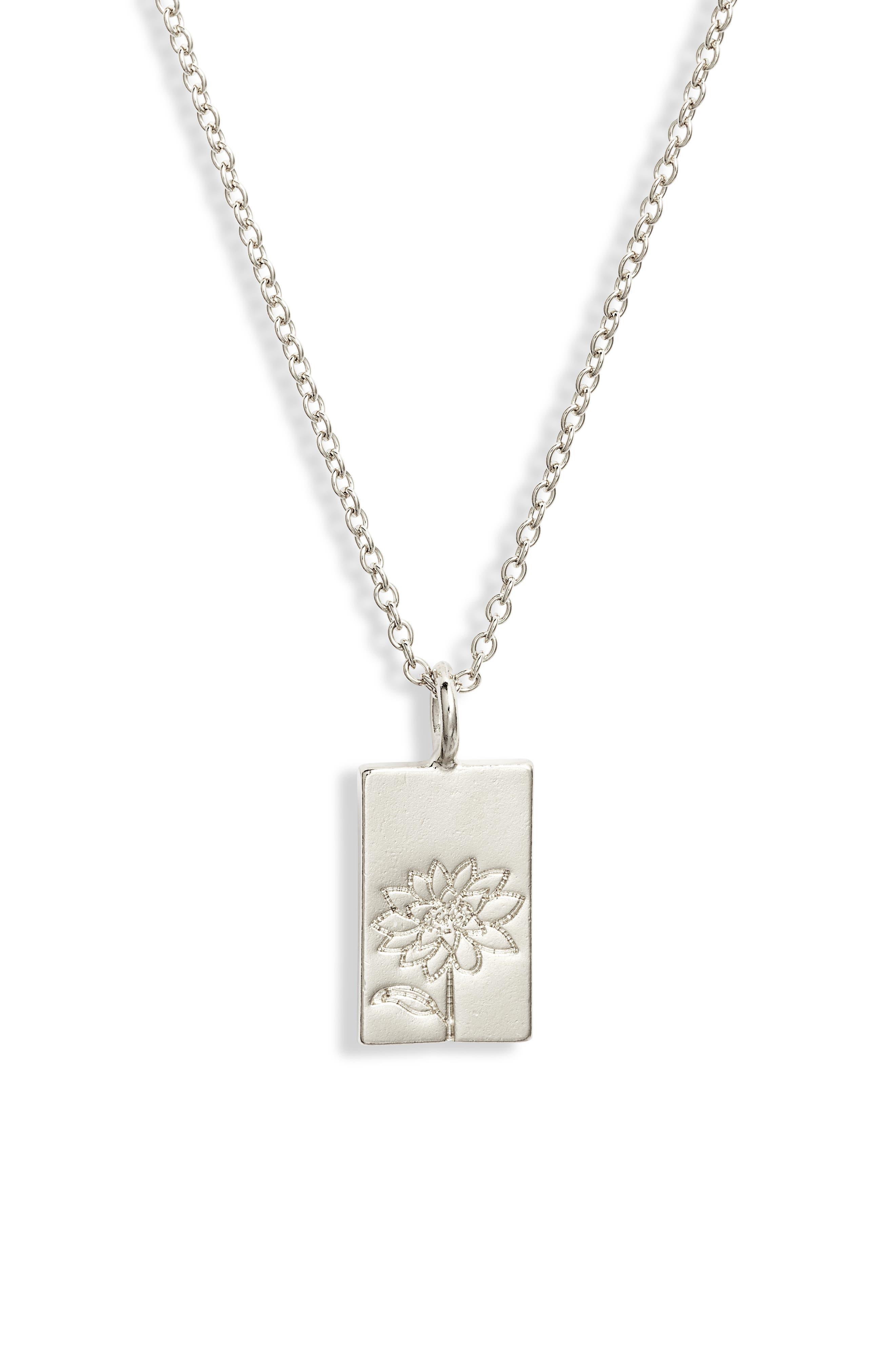 Women's Bryan Anthonys Chasing Light Pendant Necklace