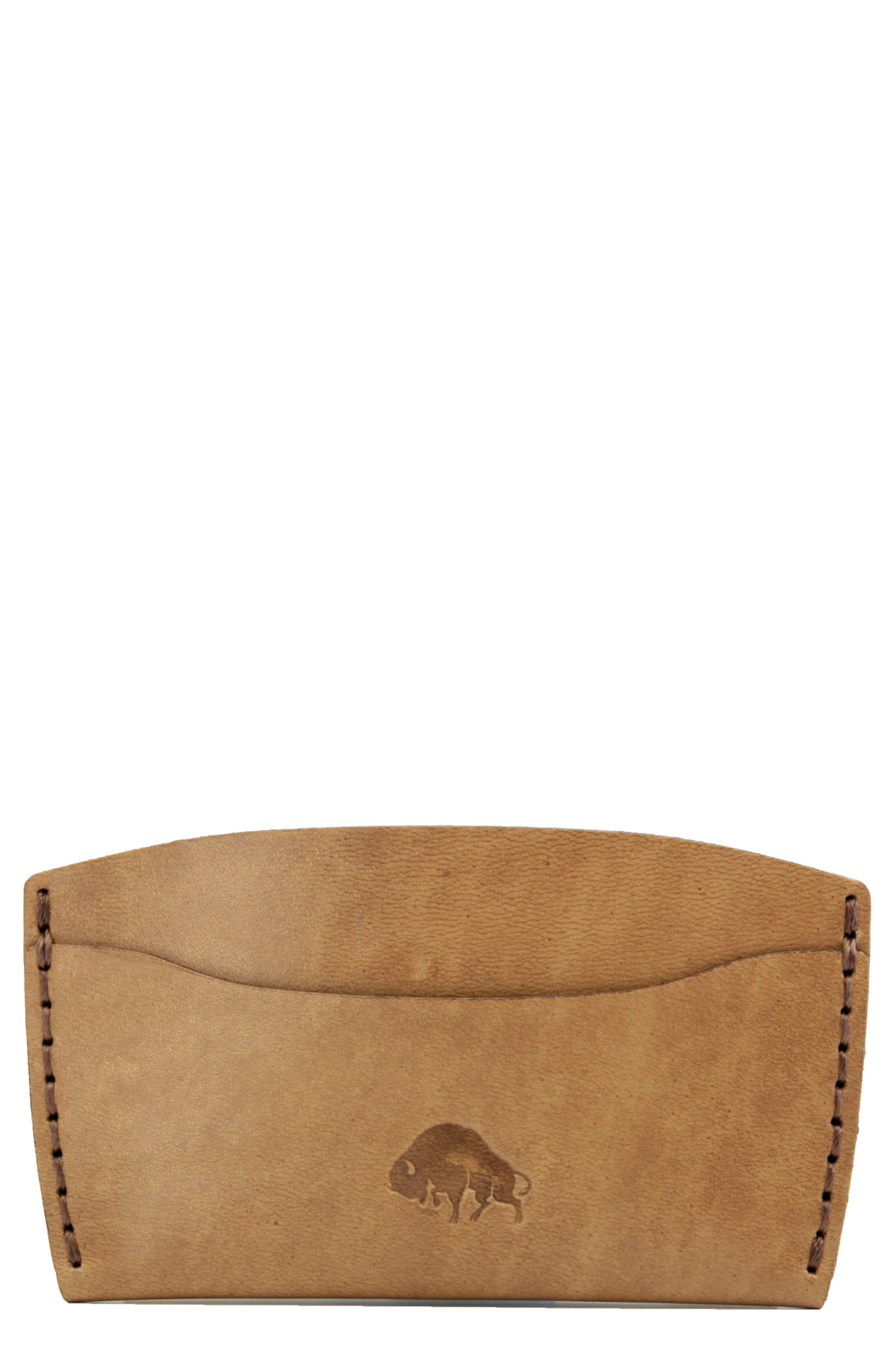 No. 3 Leather Card Case
