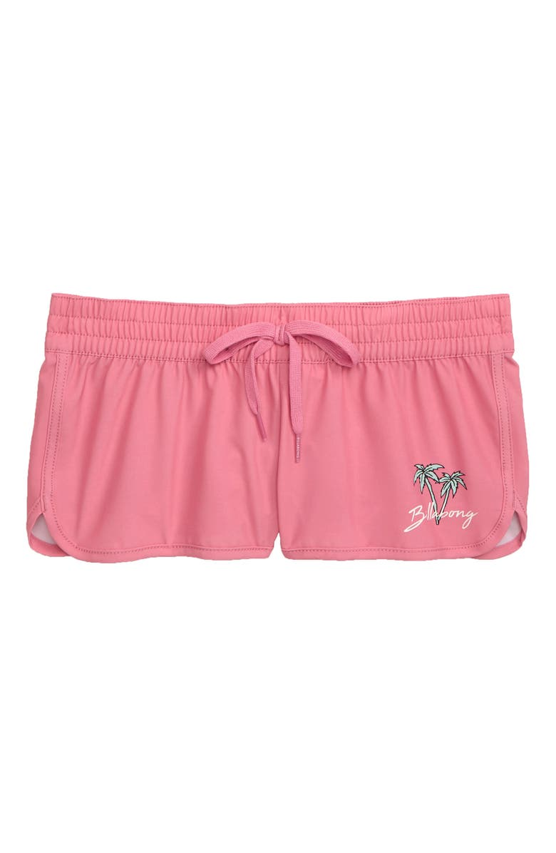 BILLABONG Sol Searcher Volley Shorts, Main, color, PARTY PINK