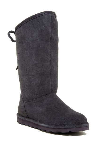 Image of BEARPAW Phylly Tall Genuine Sheep Fur Lined Boot