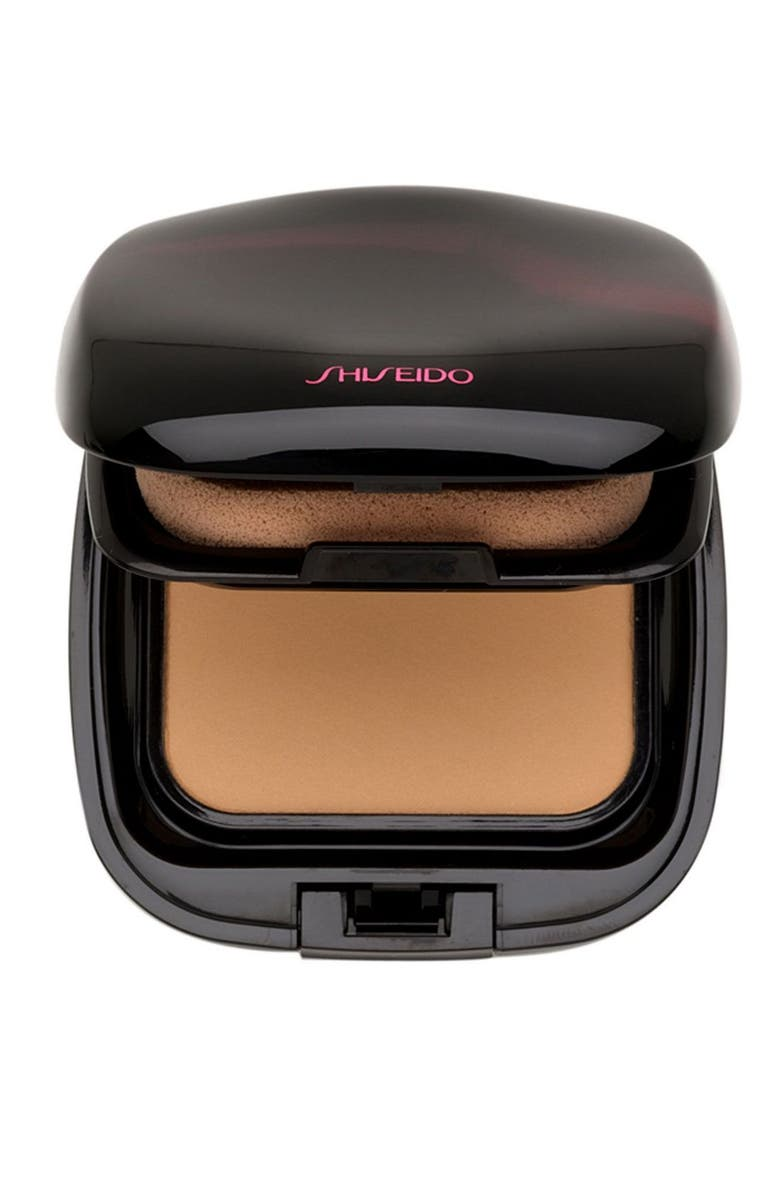 SHISEIDO The Makeup Perfect Smoothing Compact Foundation Refill, Main, color, 001