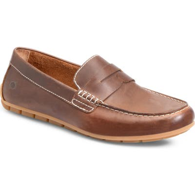 B?rn Andes Driving Shoe, Brown