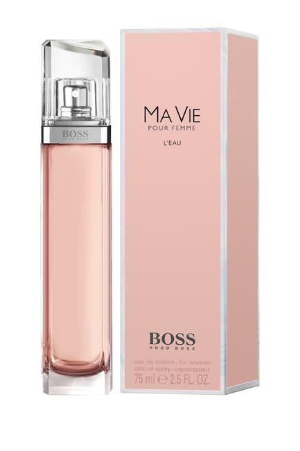 Image of BOSS Ma Vie Pour Femme Eau de Toilette - 75ml