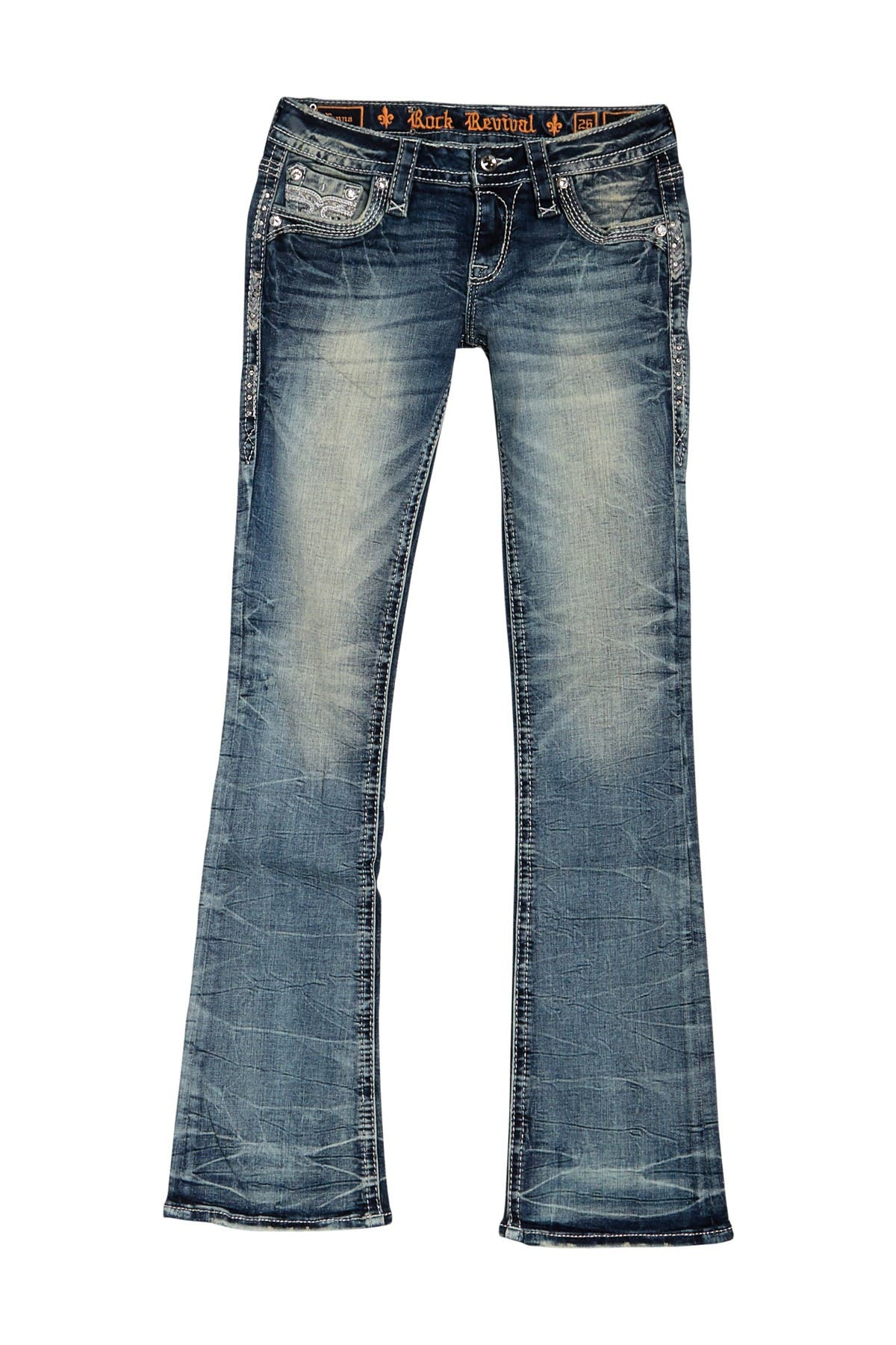 Image of Rock Revival Bootcut Jeans