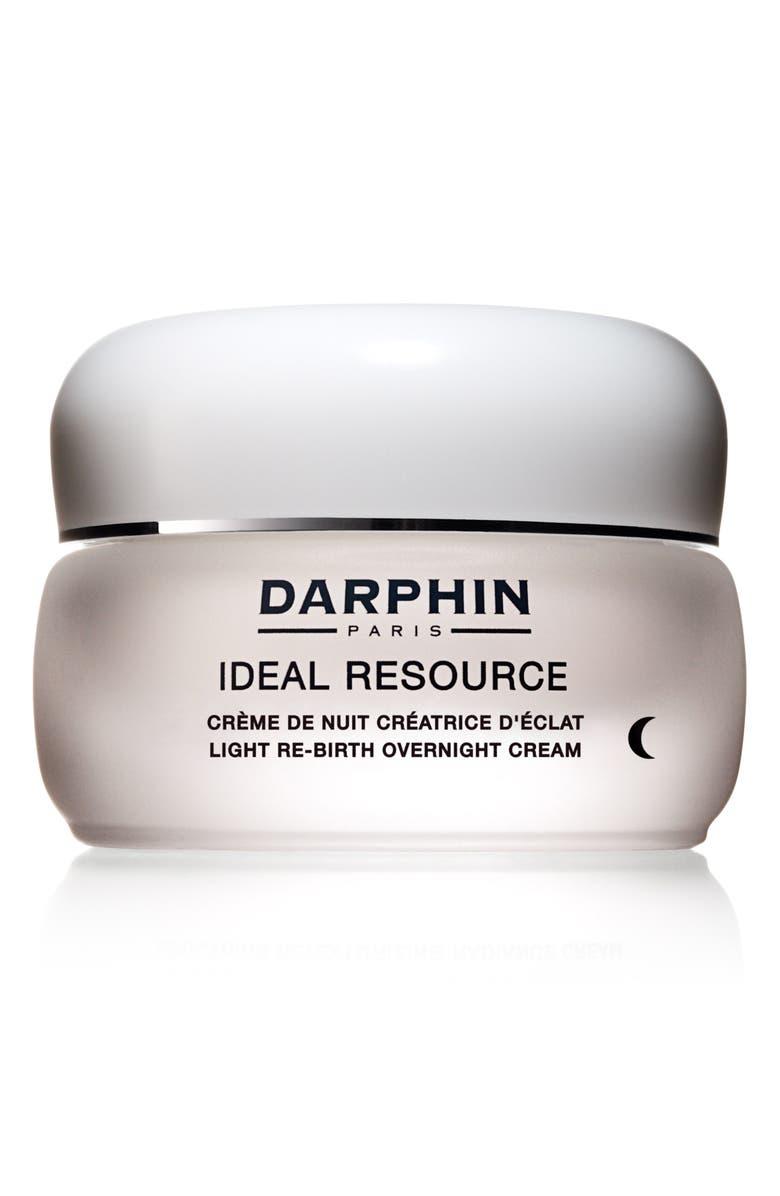DARPHIN Ideal Resource Light Re-Birth Overnight Cream, Main, color, NO COLOR
