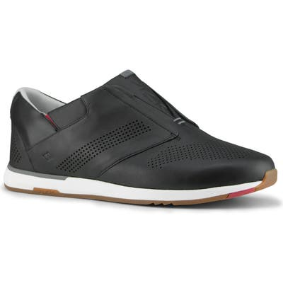 Kizik Dubai Slip-On Sneaker- Black