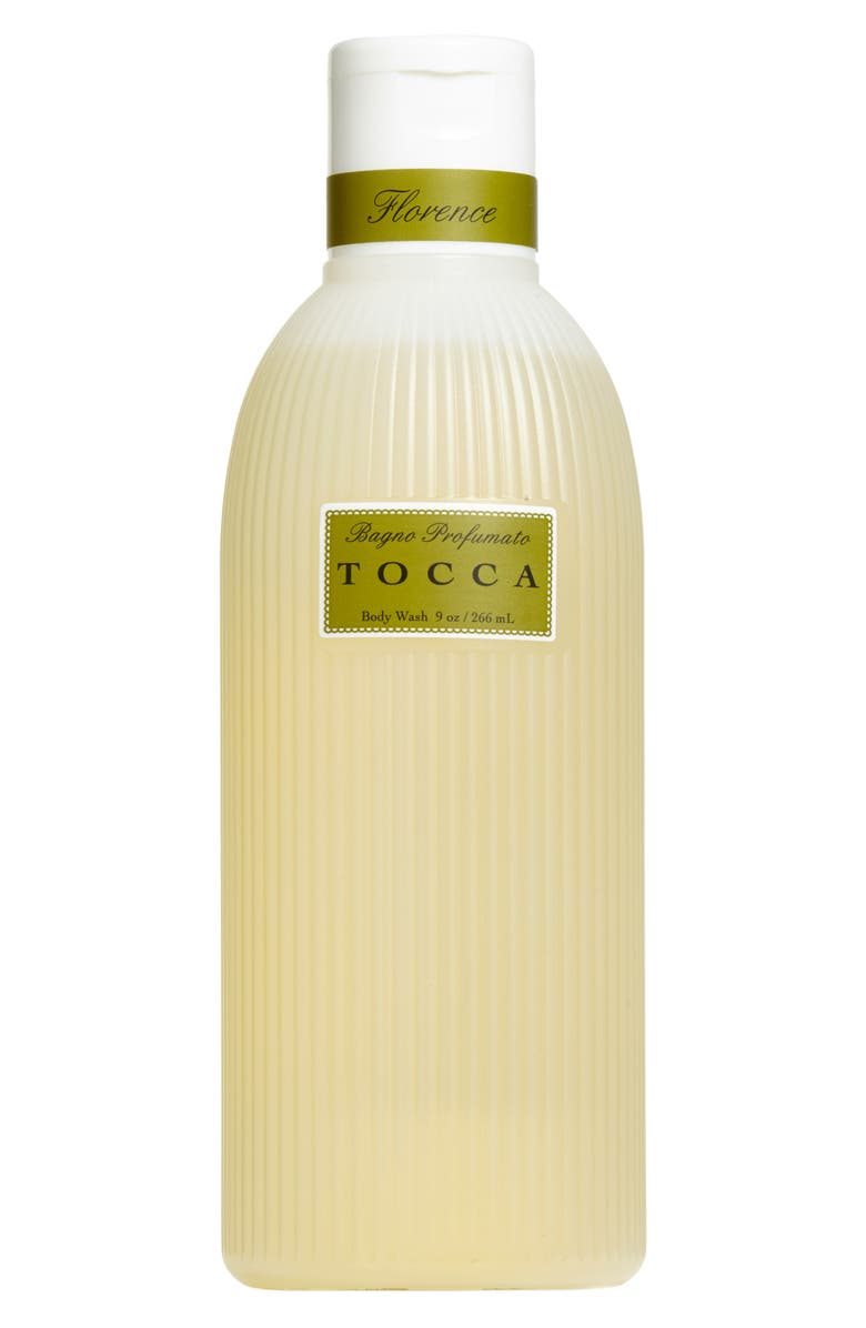 TOCCA 'Florence' Body Wash, Main, color, NO COLOR