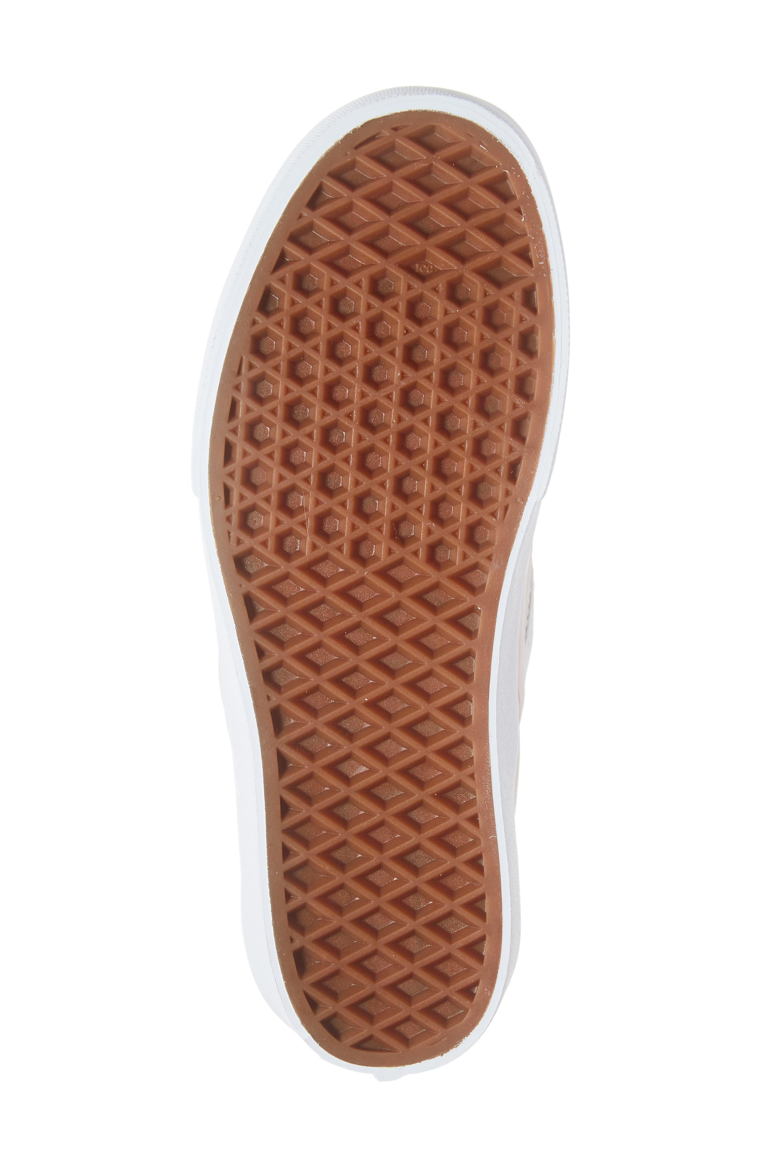 ,                             Classic Faux Fur Slip-On Platform Sneaker,                             Alternate thumbnail 12, color,                             900