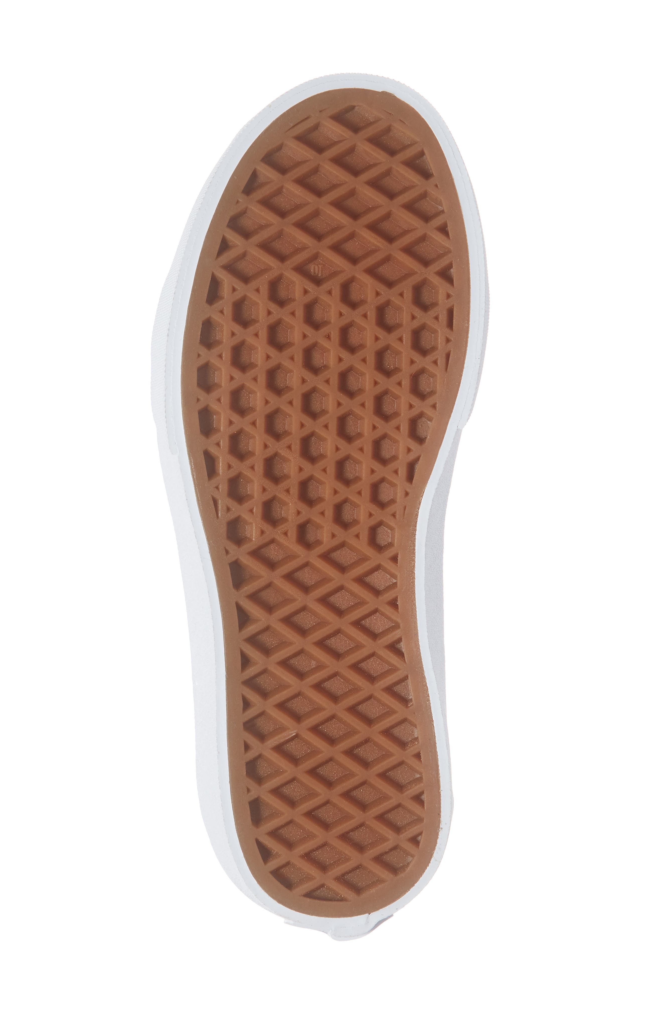 ,                             Sk8-Hi Zip Sneaker,                             Alternate thumbnail 6, color,                             TRUE BLUE/ TRUE WHITE