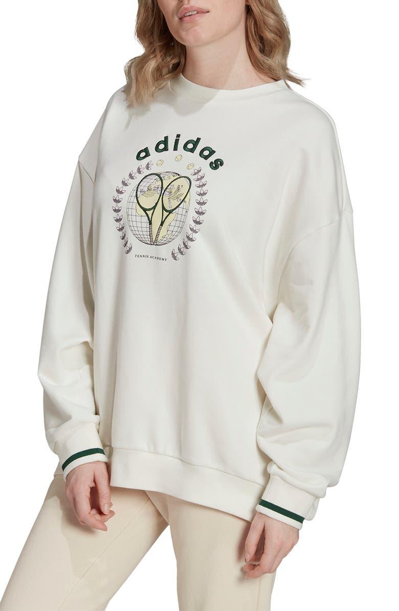Tennis Graphic Sweatshirt   Nordstrom