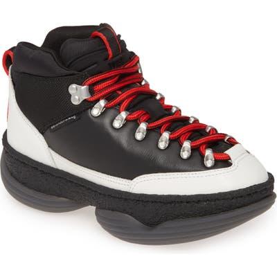 Alexander Wang A1 Hiker Boot, Black
