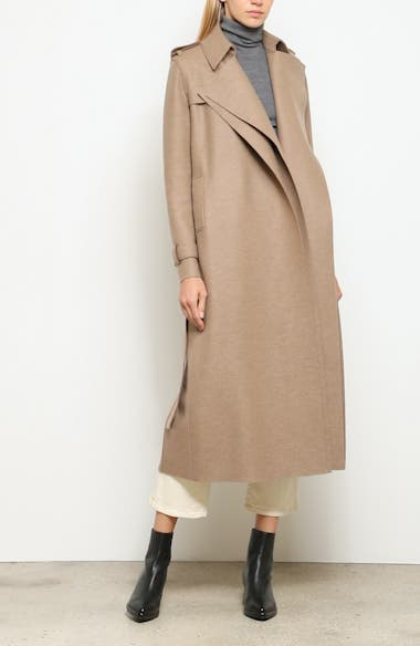 Long Belted Trench, video thumbnail
