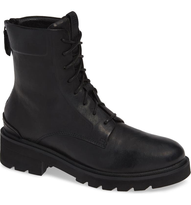 Allison Combat Boot by Frye