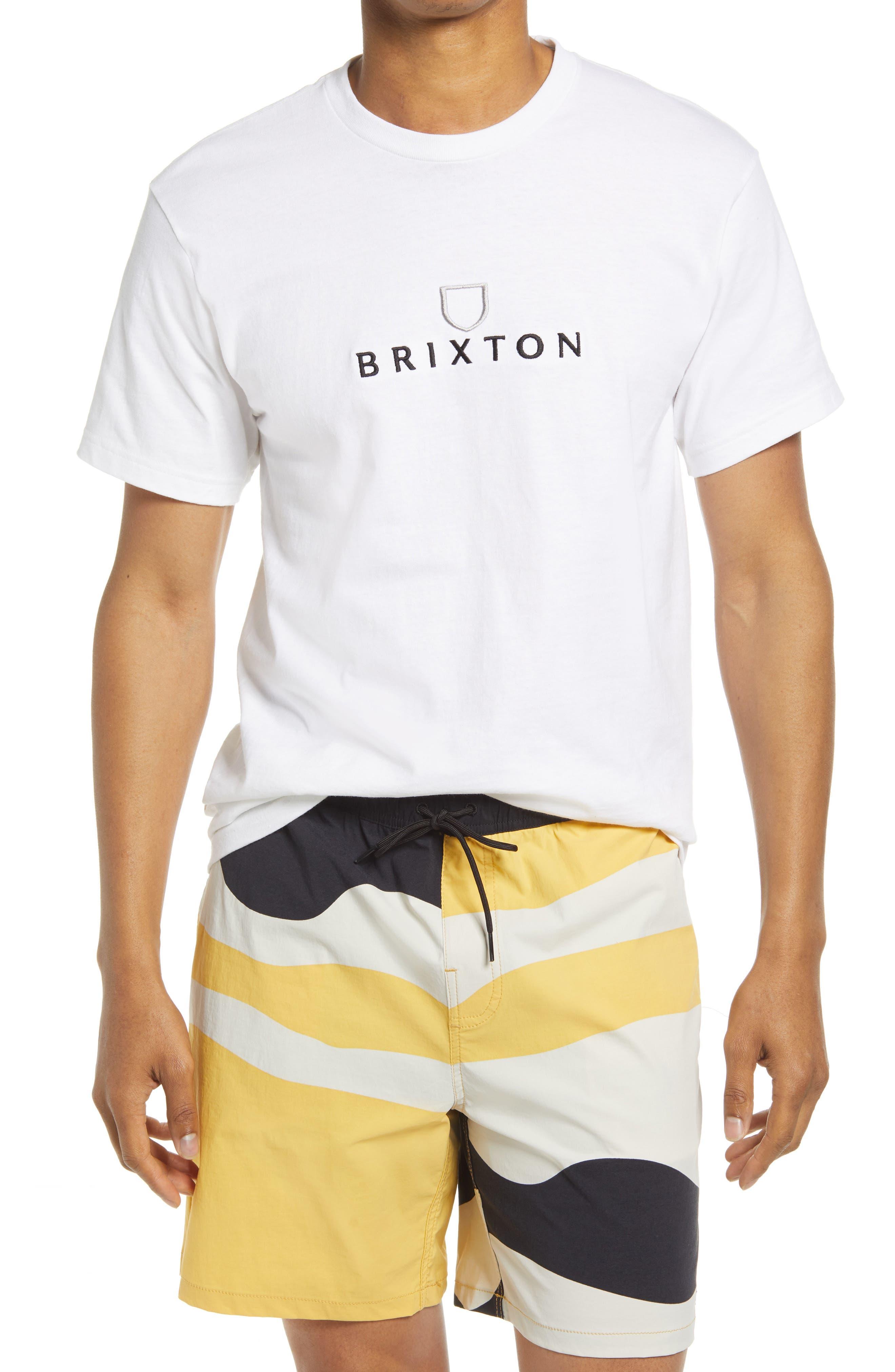 Alpha Thread Logo Cotton T-Shirt