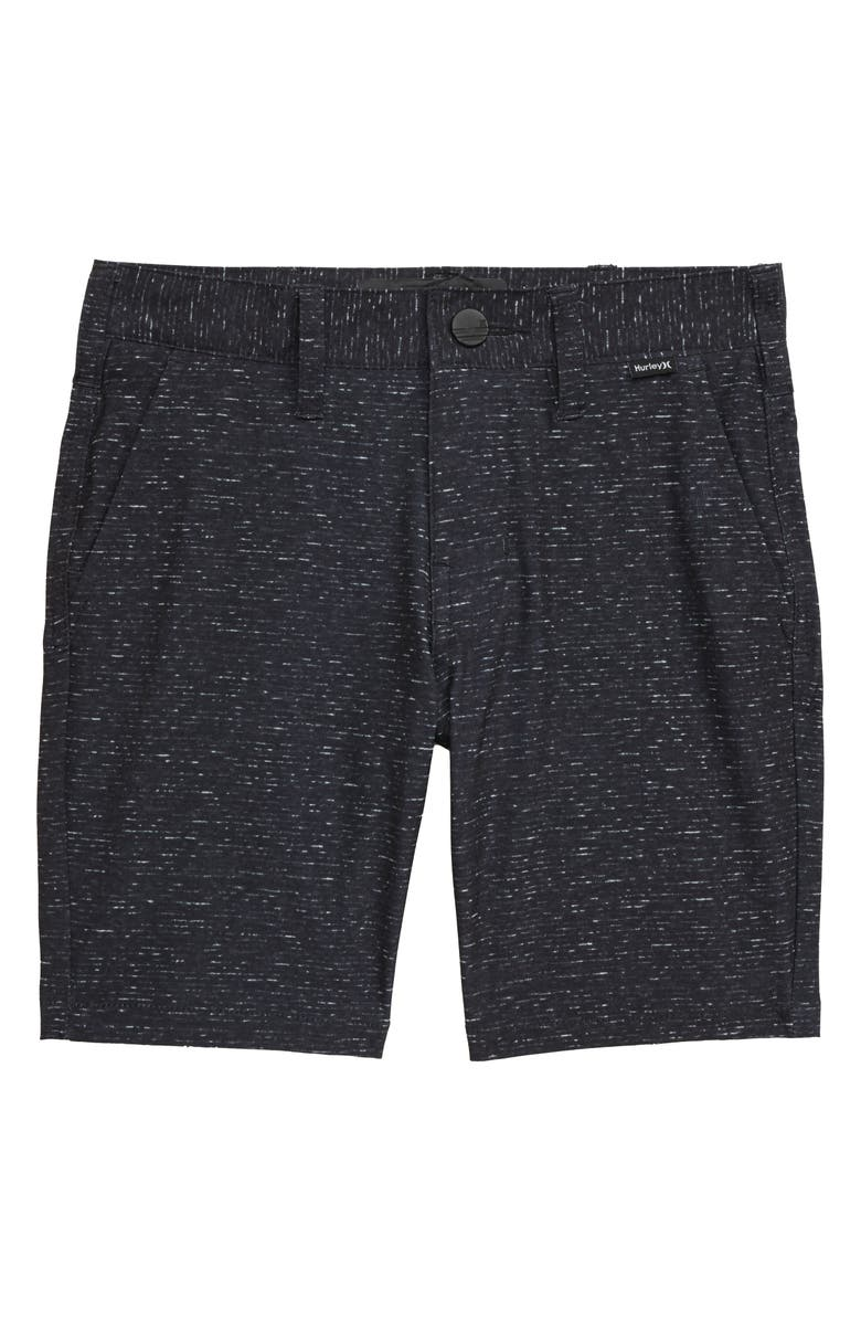 Hurley Stretch Walk Shorts Toddler Boys Little Boys