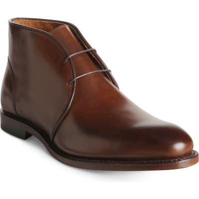 Allen Edmonds Williamsburg Chukka Boot, EEE - Brown
