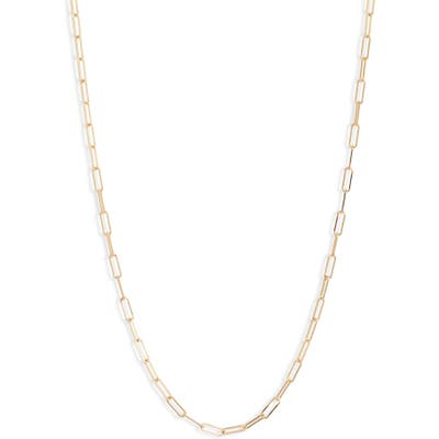 Bony Levy 14K Gold Chain Necklace (Nordstrom Exclusive)
