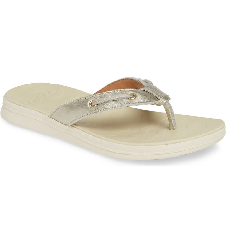 SPERRY Adriatic Flip Flop, Main, color, 040
