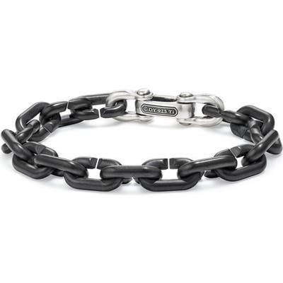 David Yurman Bold Chain Links Bracelet