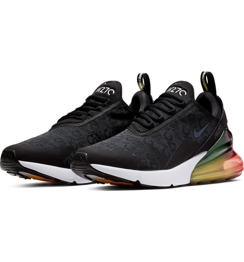 Nike Air Max Modern Essential Shoes Red Black Breathable