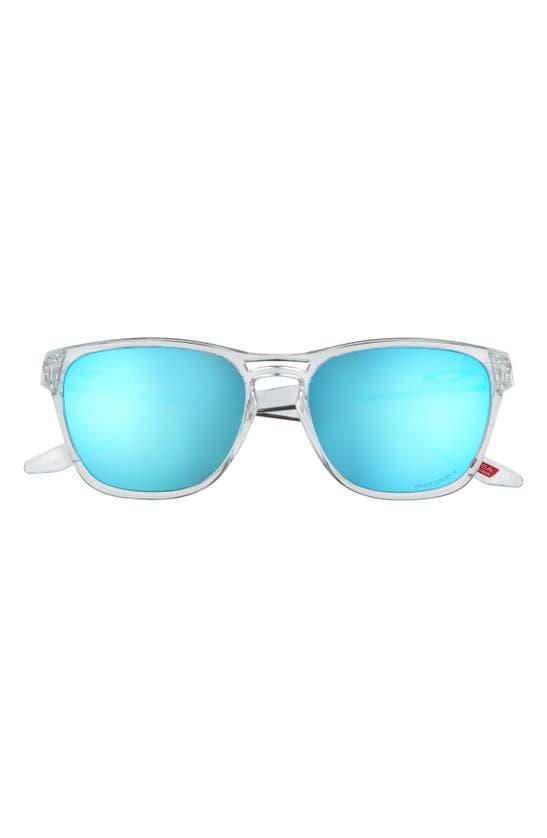 Oakley Sunglasses MANORBURN 56MM SQUARE SUNGLASSES