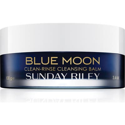 Space. nk. apothecary Sunday Riley Blue Moon Tranquility Cleansing Balm