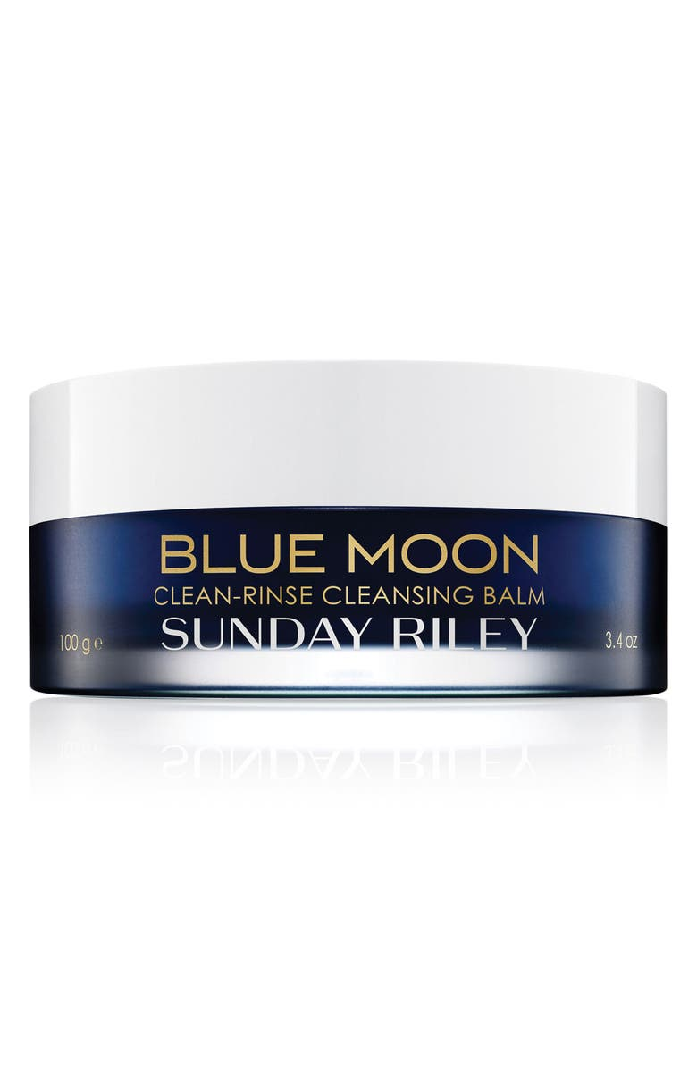 SUNDAY RILEY Blue Moon Tranquility Cleansing Balm, Main, color, NO COLOR
