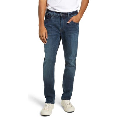 Paige Transcend Vintage Federal Slim Straight Leg Jeans, Blue