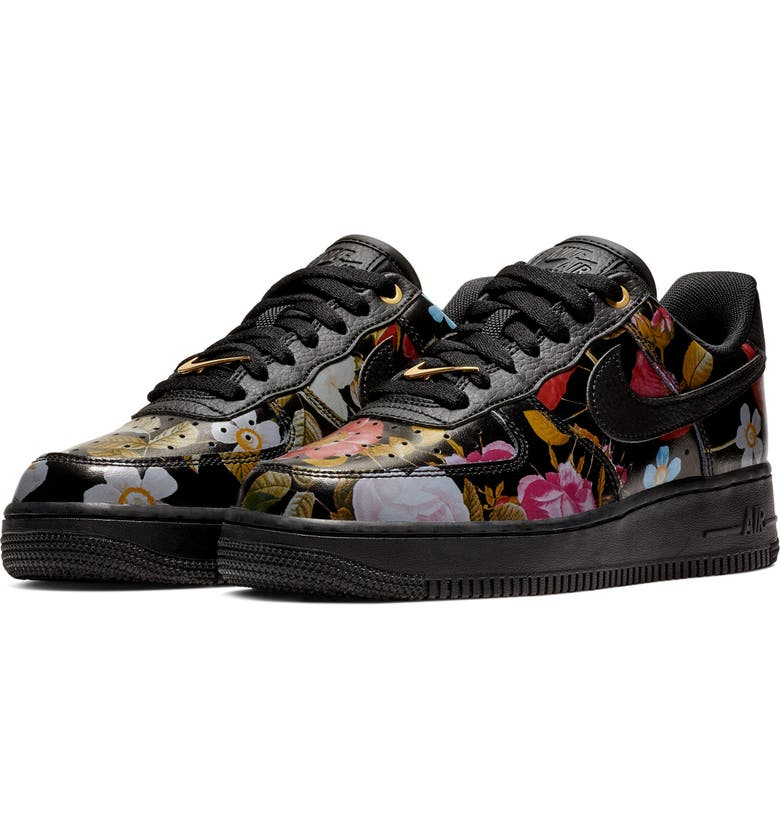 NIKE Air Force 1 '07 LXX Sneaker, Main, color, 002