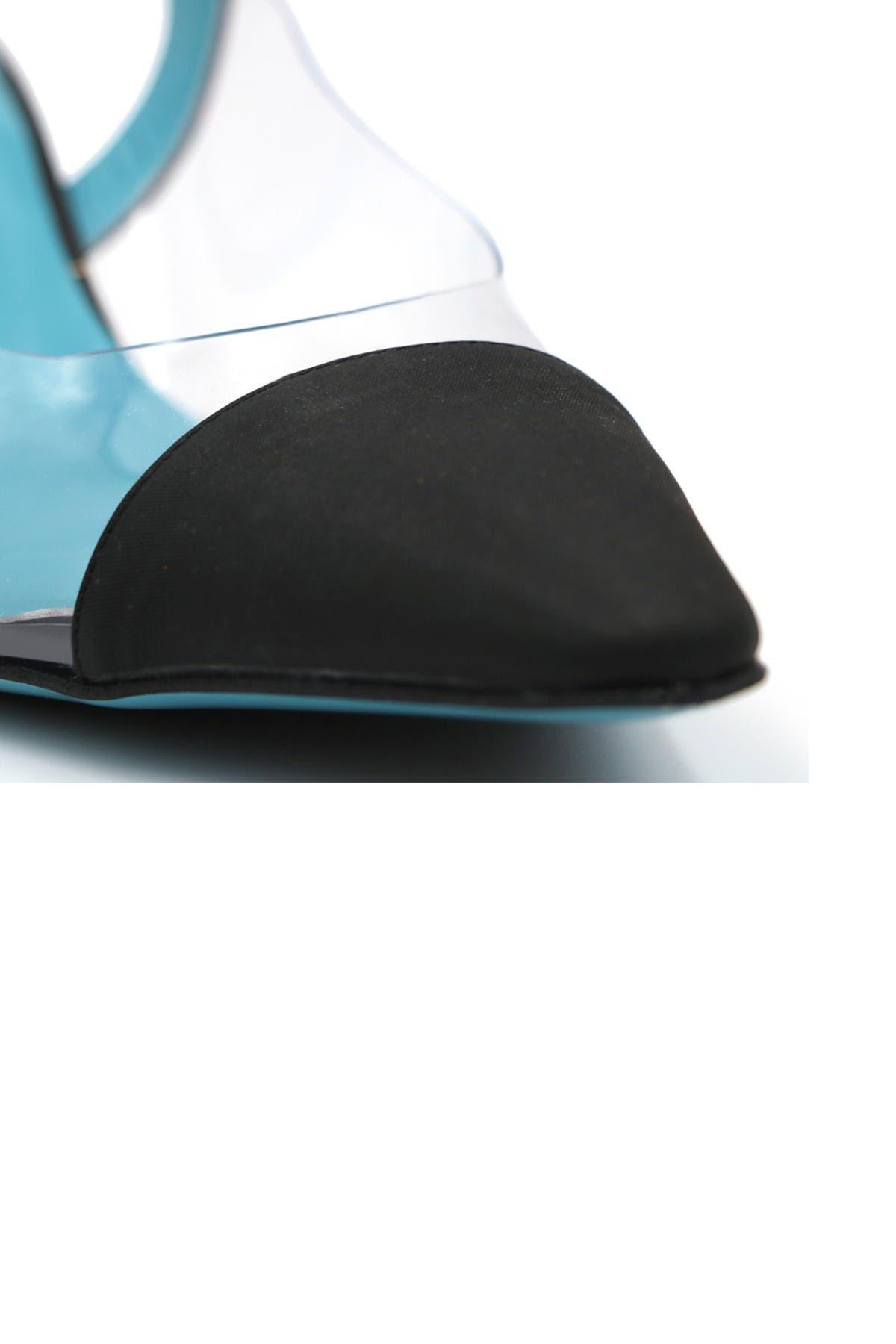 Image of VALENTINA RANGONI Dubai Slingback Pump