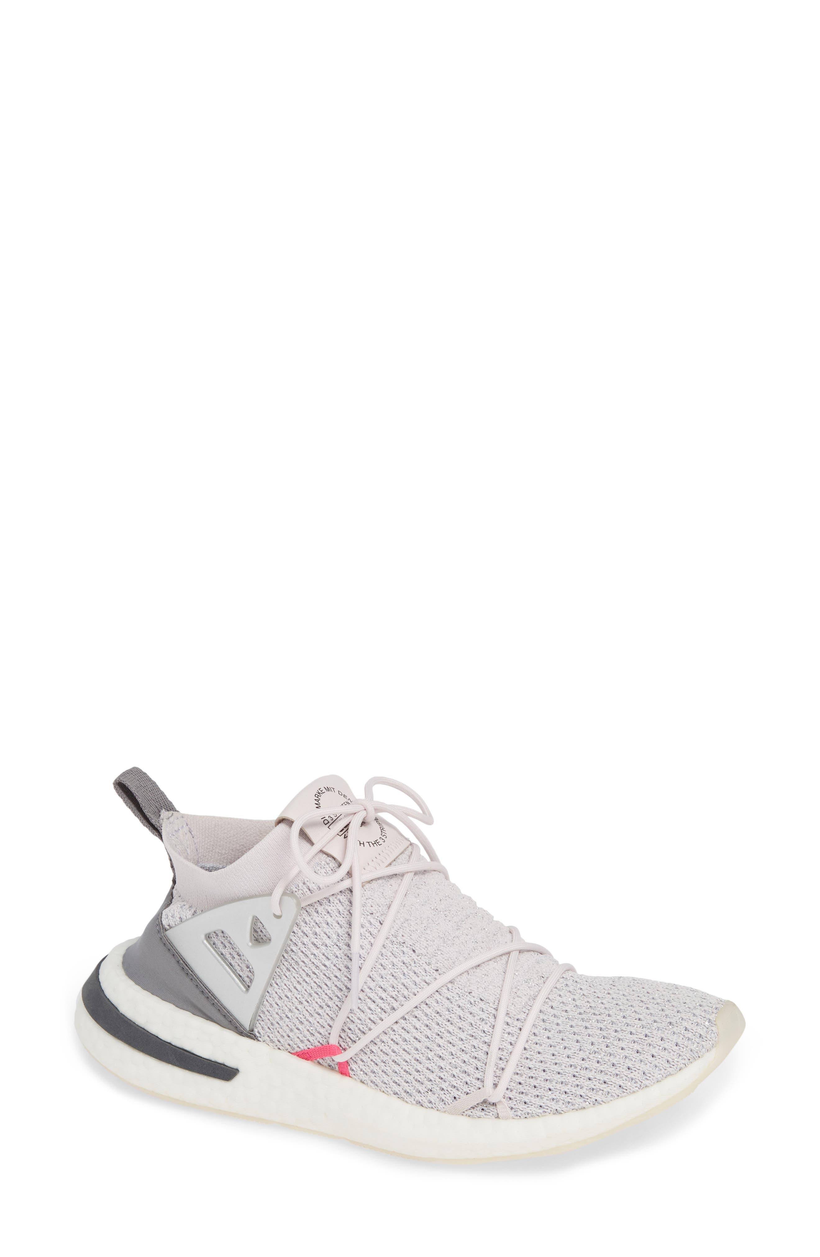 Arkyn Primeknit Sneaker, Main, color, 021